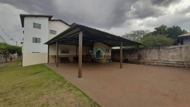 Apartamento com 2 dormitórios à venda, 47 m² por R$ 145.000,00 - Coophasul - Campo Grande/ - Foto 13