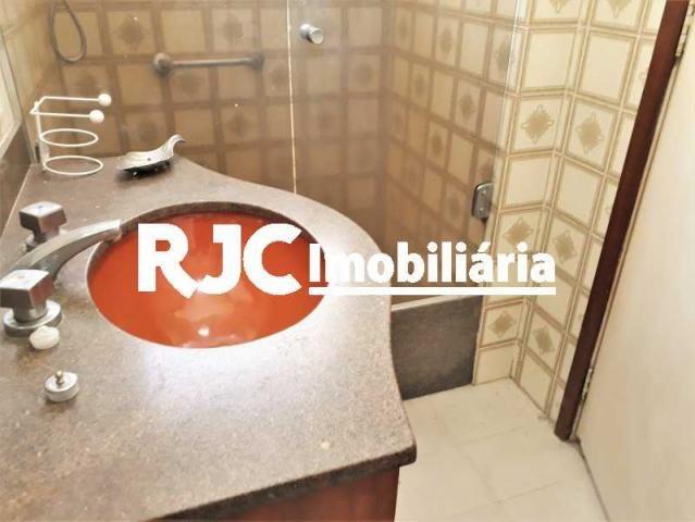 Apartamento à venda com 3 dormitórios em Tijuca, Rio de janeiro cod:MBAP32453 - Foto 13