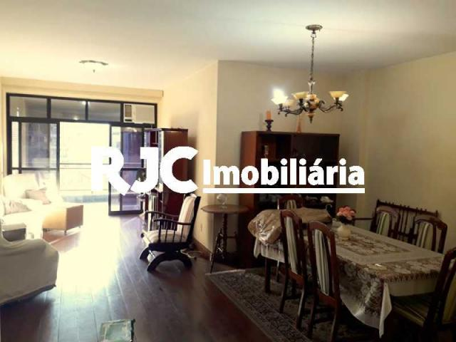 Apartamento à venda com 4 dormitórios em Tijuca, Rio de janeiro cod:MBAP40338 - Foto 2