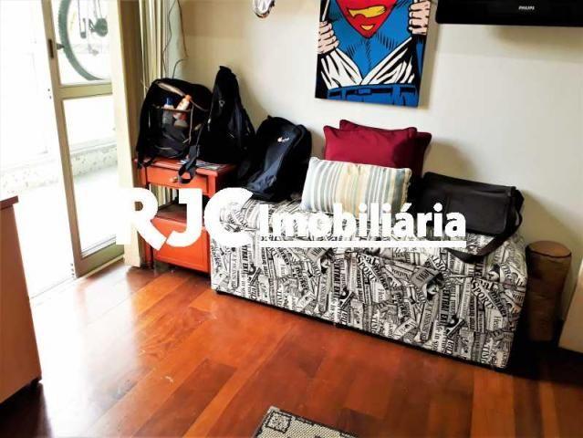 Apartamento à venda com 3 dormitórios em Tijuca, Rio de janeiro cod:MBAP32453 - Foto 17