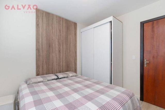 Sobrado com 3 dormitórios à venda, 104 m² por R$ 398.500,00 - Hauer - Curitiba/PR - Foto 16