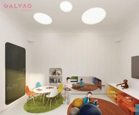Apartamento com 2 dormitórios à venda, 85 m² por R$ 834.000,00 - Bigorrilho - Curitiba/PR - Foto 7
