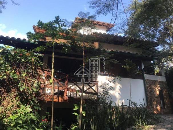 Casa com 3 dormitórios à venda, 500 m² por R$ 1.200.000,00 - Mata Paca - Niterói/RJ - Foto 2