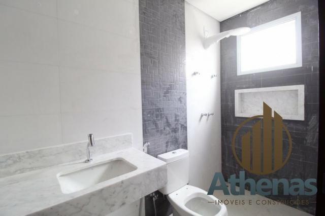 Condomínio Belvedere casa térrea com 3 suítes e 197 m² imóvel novo - Foto 10