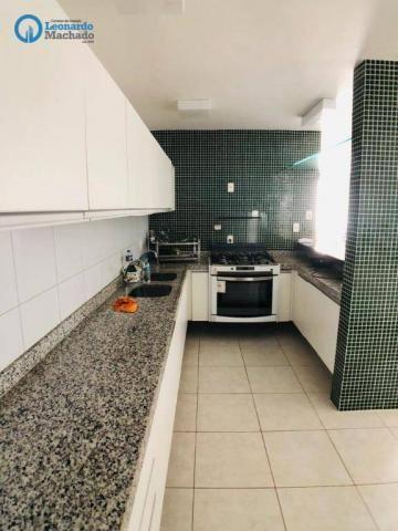 Apartamento à venda, 125 m² por R$ 680.000,00 - Porto das Dunas - Fortaleza/CE - Foto 5