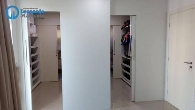 Casa com 5 dormitórios à venda, 320 m² por R$ 1.350.000 - Centro - Eusébio/CE - Foto 8