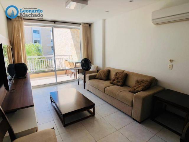 Apartamento à venda, 125 m² por R$ 680.000,00 - Porto das Dunas - Fortaleza/CE - Foto 3