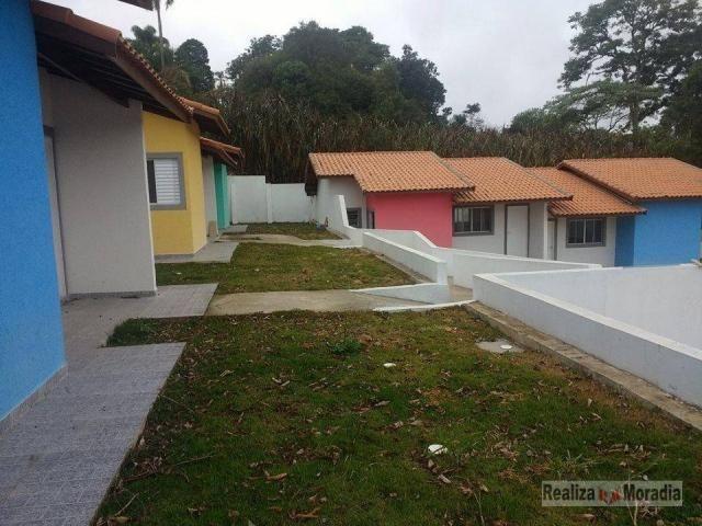 Casas Térreas NOVAS 2QT (1 Suite) em Villagio, - Foto 3