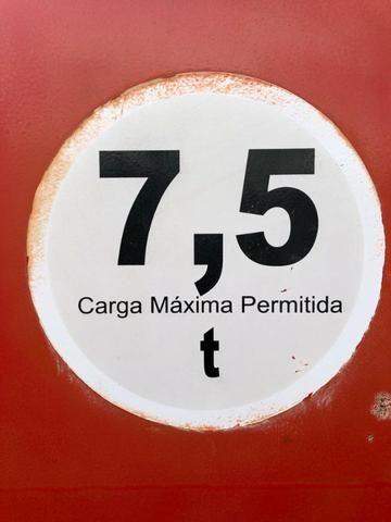 Adubadeira e Calcariadeira Ipacol Semi nova / 7,500 toneladas - Foto 6