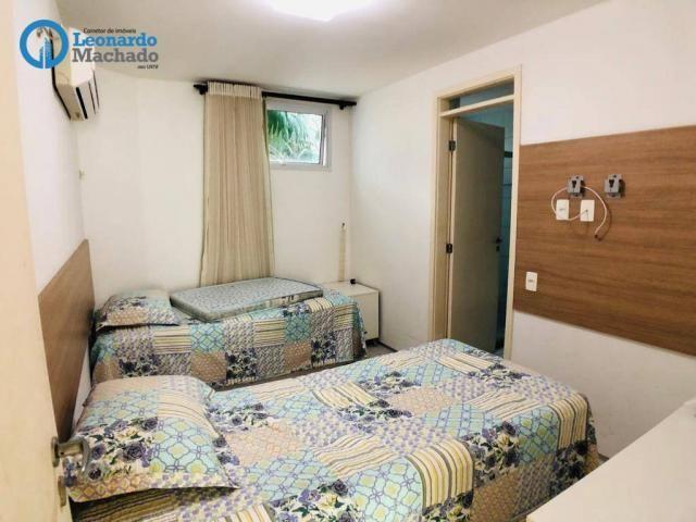 Apartamento à venda, 125 m² por R$ 680.000,00 - Porto das Dunas - Fortaleza/CE - Foto 7