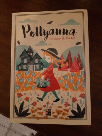 Livro Pollyana edição nova