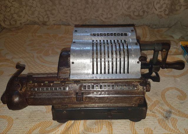 Calculadora antiga  Inglesa