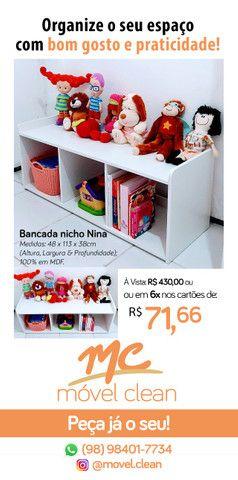 Bancada Nicho Nina - Foto 4