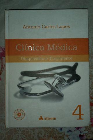 Livros Clínica Médica - Foto 4