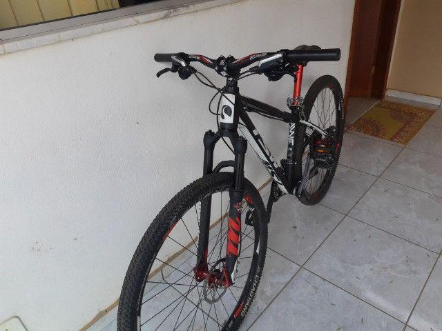 Vendo bike aro 29 tsw awe - Foto 4