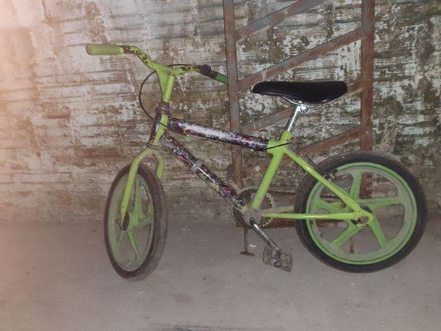 Bicicleta tudo novo 90 reais