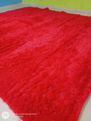 Tapetes o Grande vermelho e pink  - Foto 4