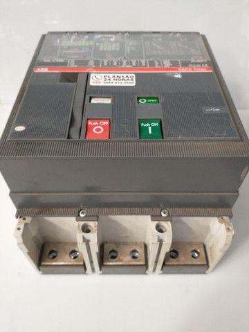 Disjuntor Sace Tmax Abb 800a Motorizado - Foto 4