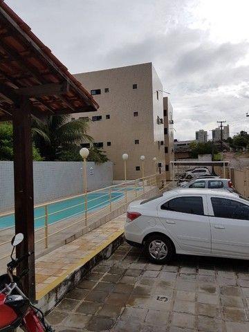 Apartamento nos Bancários com 3 quartos, sendo 1 suíte, varanda e área de lazer. - Foto 8