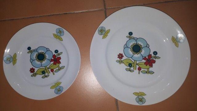 Aparelho de sobremesa Schmidt - 6 peças