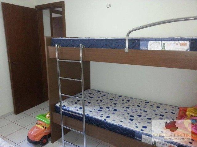 Apartamento à venda, 55 m² por R$ 290.000,00 - Porto das Dunas - Aquiraz/CE - Foto 11