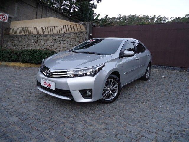 Toyota Corolla 2.0 XEi Multi-Drive S (Flex) - Foto 3