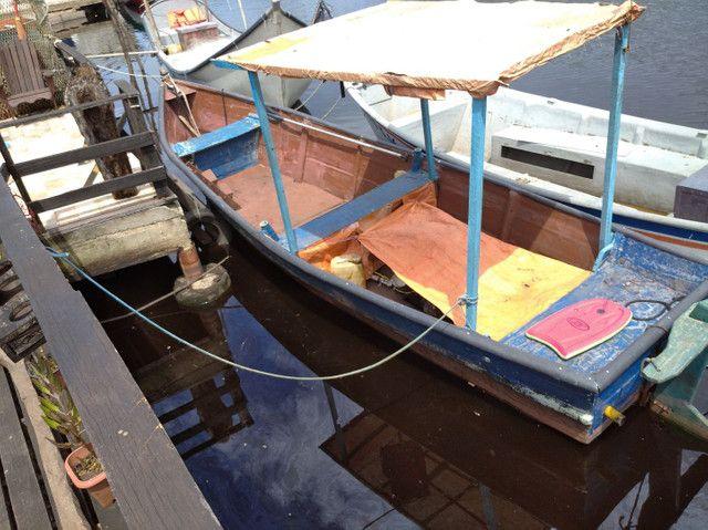 Barco de fibra .  - Foto 2