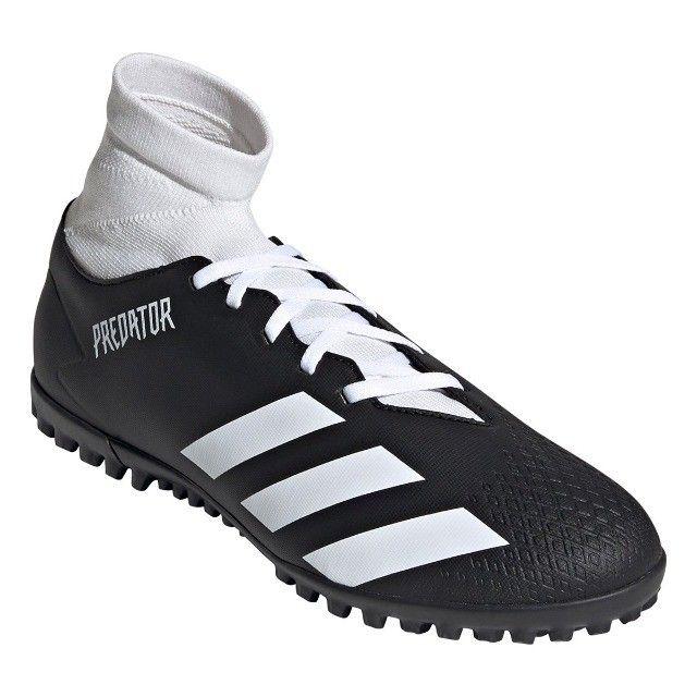 Chuteira Society Adidas Predator 20 4 S n° 39