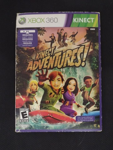 Kinect Xbox 360 + jogo original - Foto 4