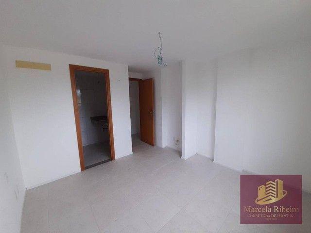 Apartamento à venda, 76 m² por R$ 439.000,00 - Porto das Dunas - Aquiraz/CE - Foto 16