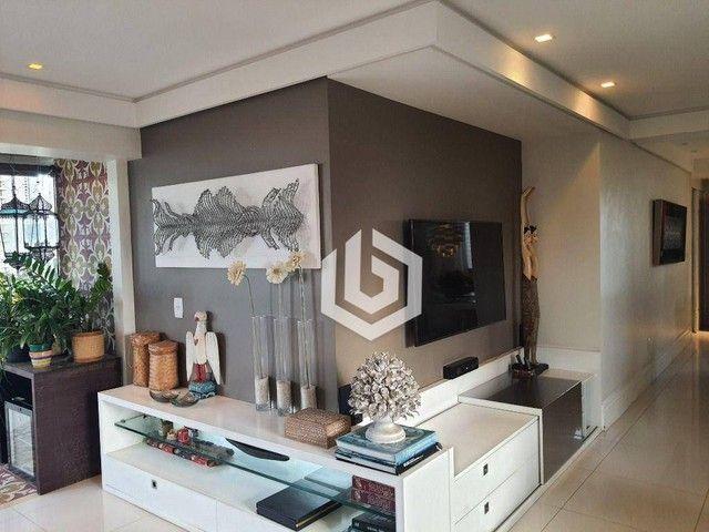 Apartamento com 4 dormitórios à venda, 180 m² por R$ 1.349.000 - Poço da Panela - Recife/P - Foto 4