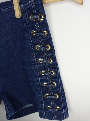 Short jeans feminino DAMYLLER - Foto 6