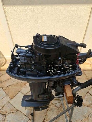 Motor de popa 15 hp yamanha  - Foto 3