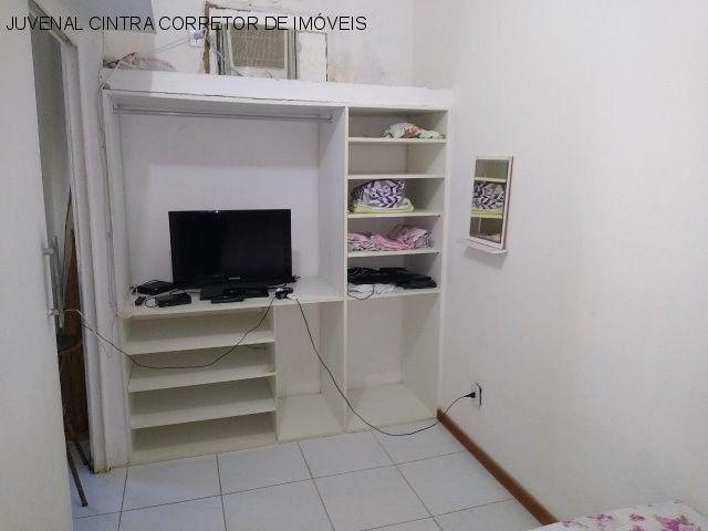 Vendo apartamento em itapuã na frente da praia, 1/4, R$ 160.000,00, Financia! - Foto 8