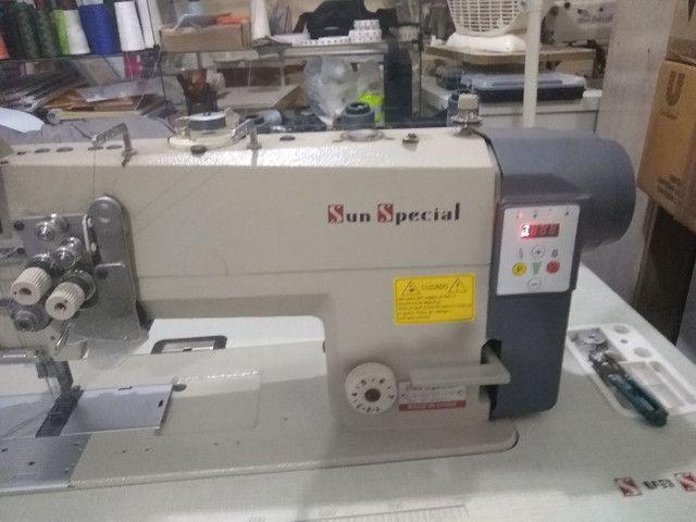 Máquina de costura prespontadeira - Foto 4