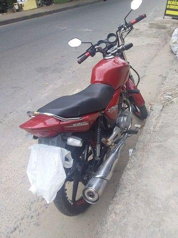Moto 150 titan 2008  - Foto 2