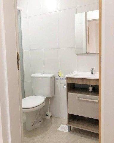 Apartamento com 2 dormitórios para alugar, 56 m² por R$ 800,00/mês - Santa Fé - Gravataí/R - Foto 9