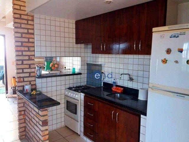 Casa no Porto das Dunas com 4 dormitórios e 100 m² - Foto 5