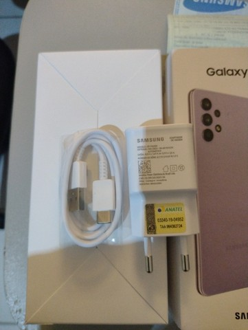 carregador Samsung Galaxy a32 vovo original  - Foto 2