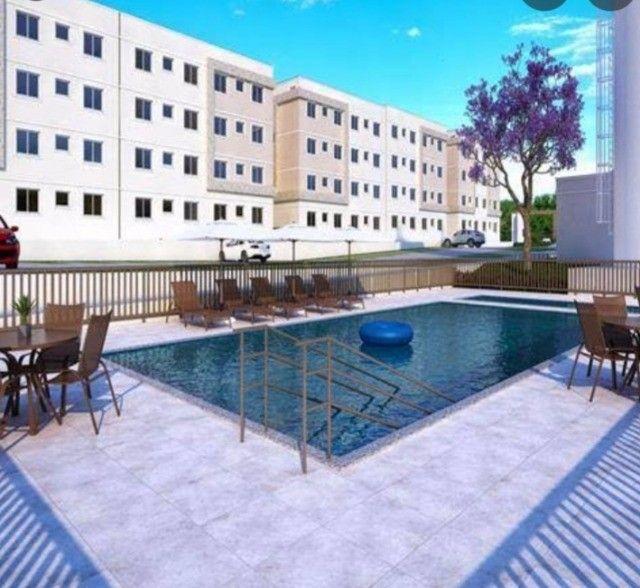 Vendo ágil apartamento condomínio chapada das borboletas  - Foto 2