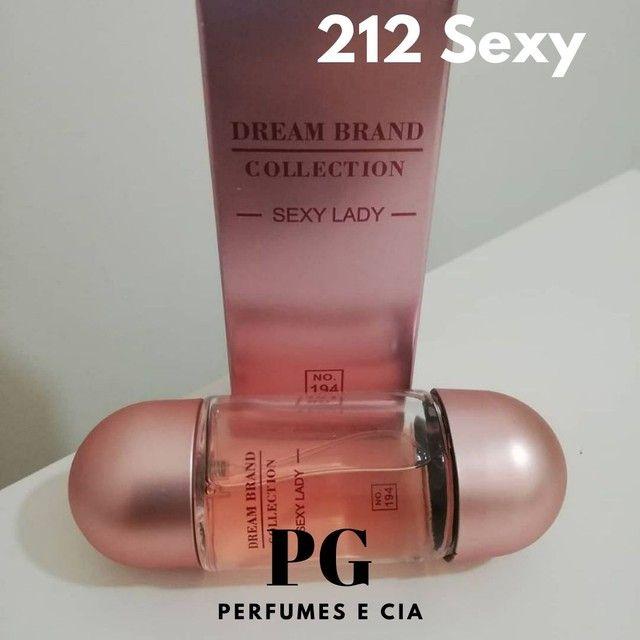 PERFUMES IMPORTADOS 25 ML BRAND COLLECTION - Foto 3