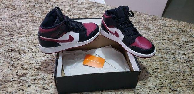 Tênis Nike Air Jordan 1 MID - Foto 6