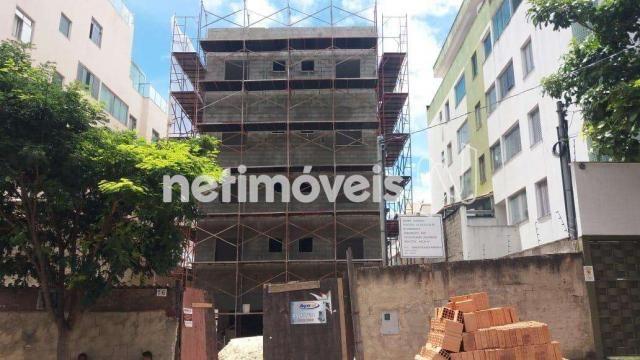 Apartamento à venda com 2 dormitórios em Castelo, Belo horizonte cod:832784
