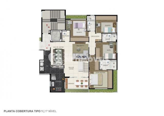 Apartamento à venda com 4 dormitórios em Ouro preto, Belo horizonte cod:641691 - Foto 17