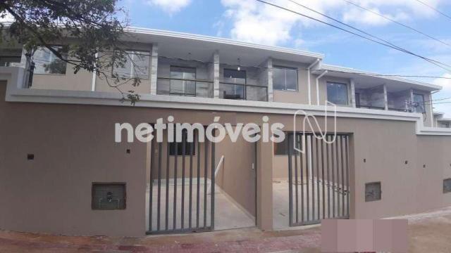 Casa de condomínio à venda com 3 dormitórios em Itapoã, Belo horizonte cod:789945 - Foto 5