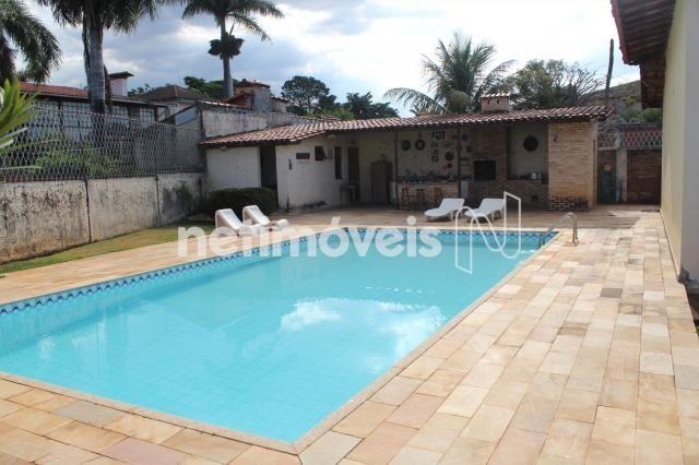 Casa à venda com 4 dormitórios em Bandeirantes (pampulha), Belo horizonte cod:730763