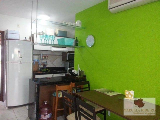 Apartamento à venda, 55 m² por R$ 290.000,00 - Porto das Dunas - Aquiraz/CE - Foto 7