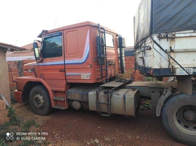Scania 113 360 cv graneleira - Foto 15