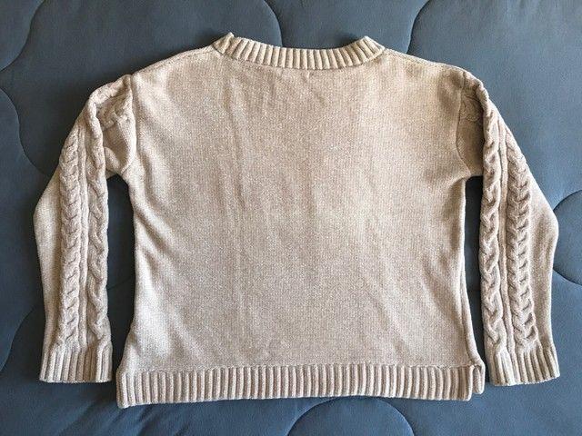 Blusão malha Renner - Foto 2
