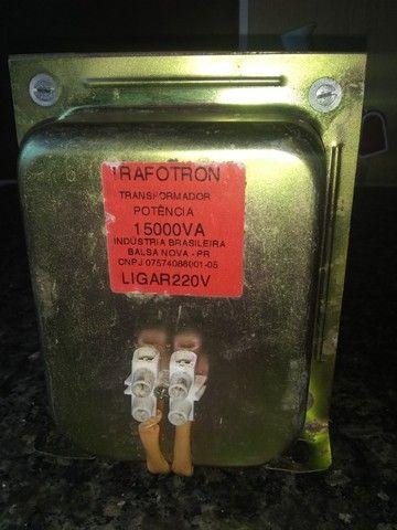 Transformador 15000va 127/220v